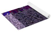 0181 Abstract Thought Yoga Mat