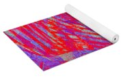 0218 Abstract Thought Yoga Mat