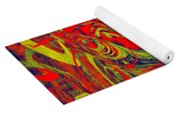 0477 Abstract Thought Yoga Mat