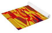 0656 Abstract Thought Yoga Mat