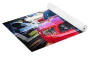 2013 Ford Shelby Mustang Gt500 Yoga Mat