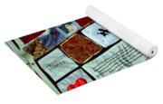Aids Quilt -- 1 Yoga Mat