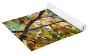 Autumn Leaves 1 Yoga Mat