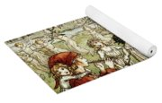 Browning: Pied Piper Yoga Mat