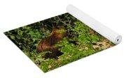 Capybara Yoga Mat