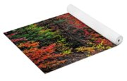 Fall's Splendor Yoga Mat