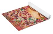 Good Fortune Goddess Yoga Mat
