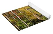 Smoky Mountain Road Trip Yoga Mat