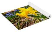 Spring Wildflowers Yoga Mat