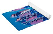 Sugar Shack Yoga Mat
