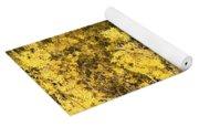 Yellow Spring Yoga Mat