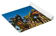 2015 Rose Parade Float With Butterflies 15rp044 Yoga Mat
