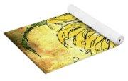 24 Kt Sunflower - Barbara Chichester Yoga Mat