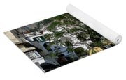 Views From The Amalfi Coast In Italy Yoga Mat