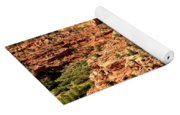 Calf Creek Falls Canyon Yoga Mat