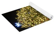Christmas Tree Ornaments Faneuil Hall Tree Boston Yoga Mat
