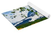 Norway  Landscape Yoga Mat