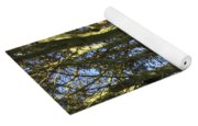 3d Urban Fever Tree Yoga Mat
