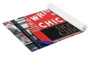 Chicago Cubs - Wrigley Field Yoga Mat