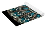 Kaleidoscope Steampunk Series Yoga Mat
