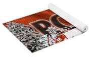 Cleveland Browns Yoga Mat