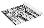 Charles Martel (c688-741) Yoga Mat