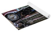 '57 Chevy Bel Air Show Car Yoga Mat