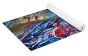 Rock N Roll Collection Yoga Mat