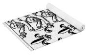 Edward IIi (1312-1377) Yoga Mat