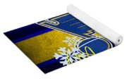 St Louis Blues Yoga Mat