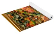 A Cosmic Taste Of Healing Yoga Mat