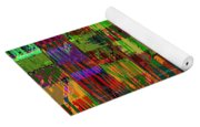 A Country Scene Yoga Mat