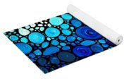 A Day To Remember - Mosaic Landscape By Sharon Cummings Yoga Mat