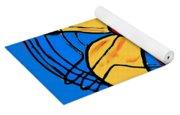 A Fan Of Color Yoga Mat
