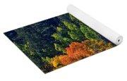 A Splash Of Color Yoga Mat