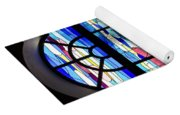 Another Tale Of Windows And Magical Landscapes Yoga Mat