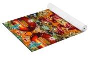 A Tasty Wall Of Healing Yoga Mat