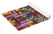 Abstract 94 Yoga Mat