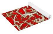 Abstract 14 Yoga Mat