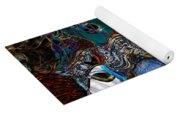 Abstract 1785 Yoga Mat