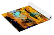 Abstract 315002 Yoga Mat