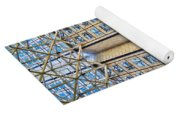 Abstract Architecture Yoga Mat