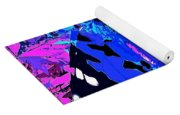 Abstract Butterfly #2 Yoga Mat