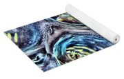 Fluted Giant Clam Yoga Mat