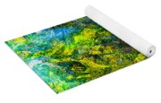 Abstract - Emotion - Admiration Yoga Mat