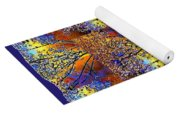 Abstract Fusion 142  Yoga Mat