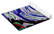 Abstract Fusion 161   Yoga Mat