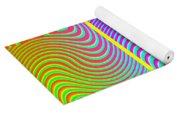 Abstract Fusion 205 Yoga Mat