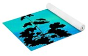 Abstract Fusion 243 Yoga Mat