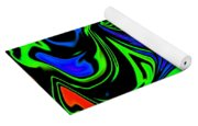 Abstract Series 5 Number 2 Yoga Mat